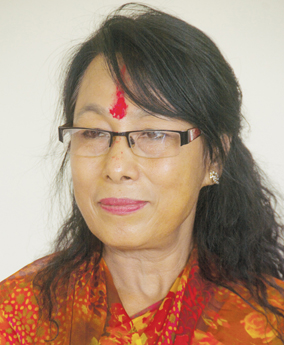 Dr Indira Shrestha